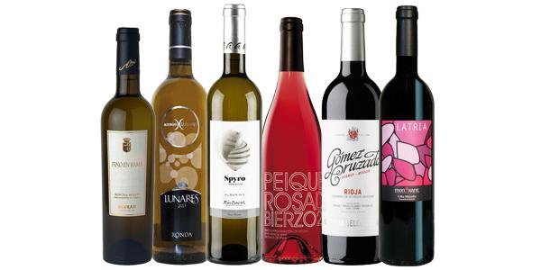 Lote Club Vinos Verema junio 2015