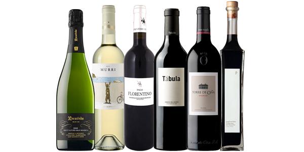 Lote Club Vinos Verema diciembre 2014