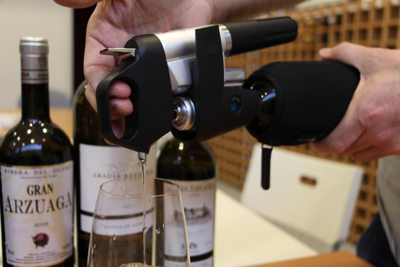 Coravin conservacion vino