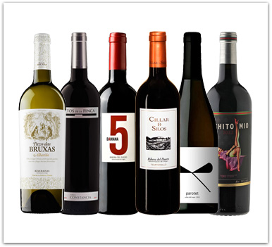 Lote Club Vinos Verema febrero 2014