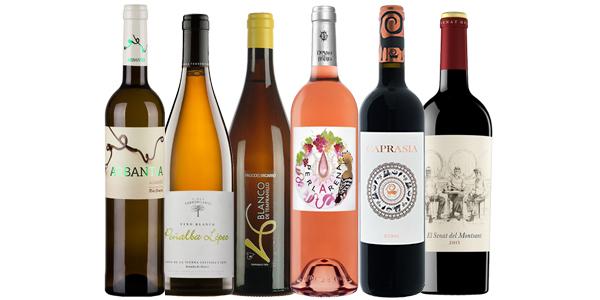 Lote Club Vinos Verema julio 2015