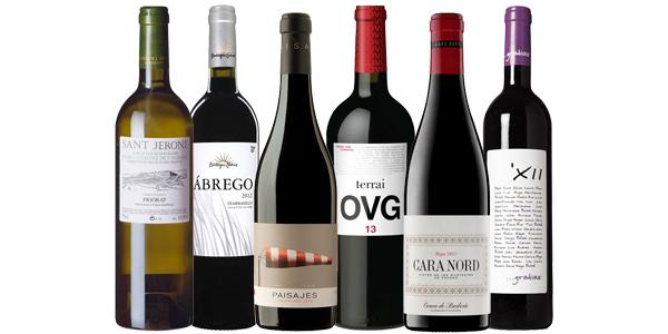 Lote Club Vinos Verema febrero 2015