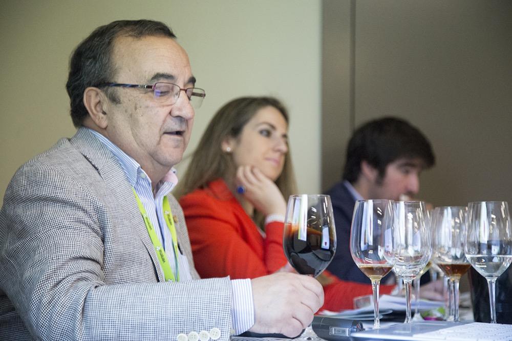 Cata de vinos de Toro Albalá en la III Experiencia Verema Madrid