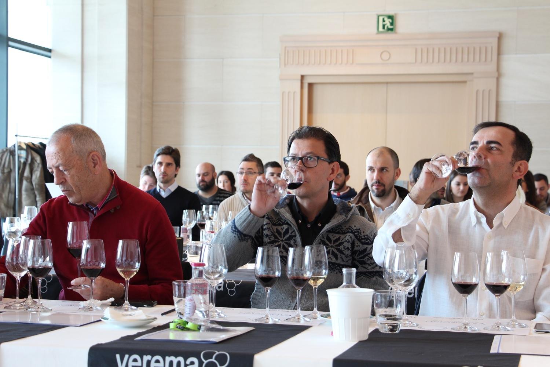 Asistentes a la cata de Bodegas Valenciso, XIV Experiencia Verema Valencia 2015