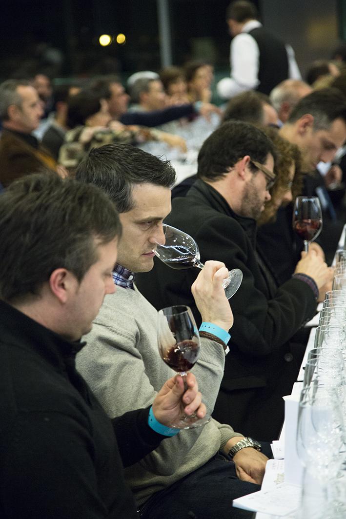 Cata de clausura de la D.O. Rioja en la Experiencia Verema Valencia 2015