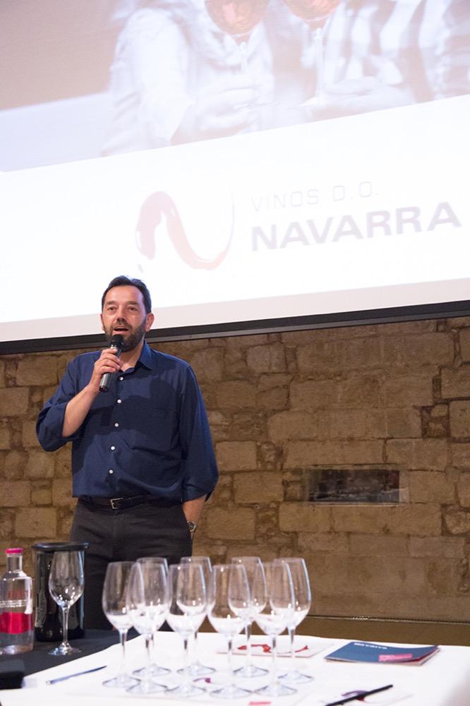 Navarra Wine Experience, lunes 11 de mayo